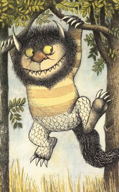 Maurice Sendak_Where the Wild Things are