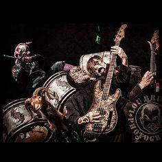 Slipknot - Clown , Alex and Jim