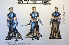 Star Wars Secrets of the Unknown Fan Film Project