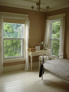 My future house WILL have cream colored wood floors.