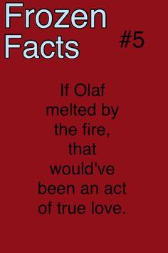 Frozen Facts #5