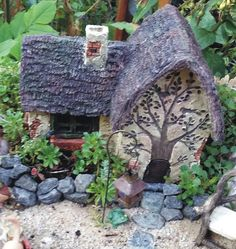 .The fairies have a cottage at the lake.  The fairies love to go there to relax and play.  The lake is for everyone and humans are welcome.  You merely have to cross the bridge from barrel two to g…