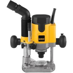 Find DeWalt 1100W Plunge Router at Bunnings Warehouse. Visit your local store for the widest range of tools products.