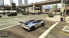GTA 5 CUSTOM CHROME CAR GAMEPLAY - Watch or Download   DownVids.net