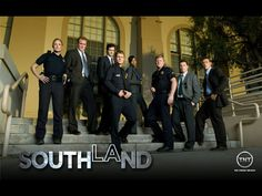 Southland (2009-) Great show! NBC canceled it (typical) and TNT picked it up.
