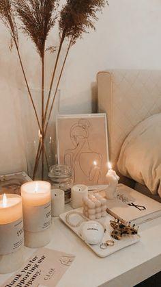 Room Ideas Bedroom, Simple Bedroom Decor, Warm Bedroom, Bohemian Bedroom Decor, Diy Home Decor Bedroom, Bedroom Inspo, Uni Room, Cute Room Decor, Aesthetic Room Decor