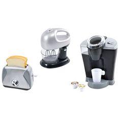 PlayGo Gourmet Kitchen Appliances