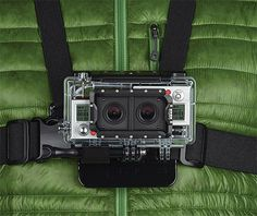 GoPro Dual Hero System for shooting 3D