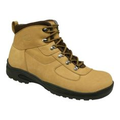 Drew Rockford Waterproof Boots Mens Tan Leather - ONLY $244.95