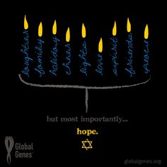 Happy #Hannukkah to all celebrating in our #RareDisease community!