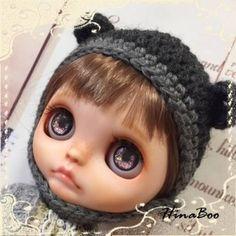 ** HinaBoo ** Custom Blythe *  Buy her here:   #blythe #blythedolls #kawaii #cute #rinkya #japan #collectibles #neoblythe #customblythe