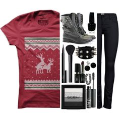 """""""Untitled #15"""" by blan-xoxo on Polyvore"""