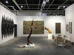 Art Basel Hong Kong opens to the public on March 24 and remains on view through Saturday March 26. Visit us at booth 1D16 to see  works  by #EliasSime #ThePropellerGroup #Tabaimo and #XuZhen among others!   #jamescohan #artbaselhongkong #abhk #abhk2016 #hongkong by jamescohangallery