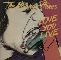 For Sale - Rolling Stones Love You Live - 1st UK  2-LP vinyl record set (Double Album) - See this and 250,000 other rare & vintage vinyl records, singles, LPs & CDs at http://eil.com