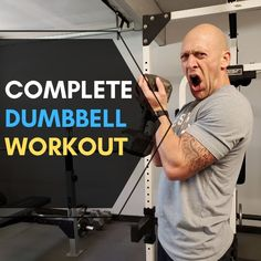 We talk about how to build lean muscle, what to do and what not to do in . Push Workout, Full Body Hiit Workout, Gym Workout Tips, Workout Videos, At Home Workouts, Bicep And Tricep Workout, Dumbbell Workout, Body Transformation Workout, Fitness Tips