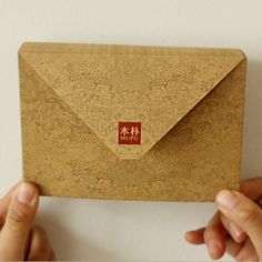 10pcs/Brown Envelope creative fashion  Mini envelopes / Gift Envelope retro romantic style #Affiliate