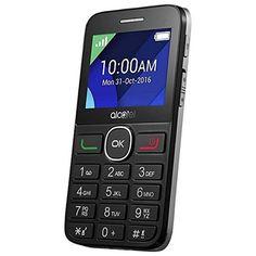 """Telefono Cellulare Alcatel 2008G-3BALIB1 2.4"""" 16 GB Nero Argentato Alcatel 47,53 € Se sei un appassionato d'informatica ed elettronica, ti piace stare al passo con la più recente tecnologia senza lasciarti sfuggire nessun dettaglio, acquista Telefono Cellulare Alcatel 2008G-3BALIB1 2.4"""" 16 GB Nero Argentatoal miglior prezzo."""