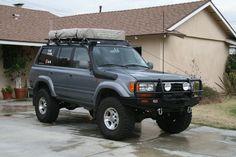 1997 Built w/lockers Toyota Surf, Toyota Lc, Toyota Trucks, Land Cruiser Fj80, Toyota Land Cruiser, Landcruiser 80 Series, Accessoires 4x4, Jimny Suzuki, Offroader