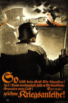 "German WW1  ""Help your country..."""