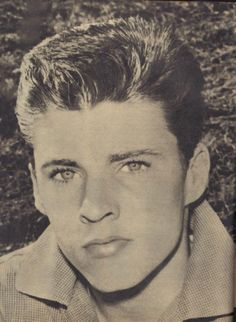 2031 best Rick Nelson images on Flat Top Haircut, Frankie Avalon, Scott Baio, Ricky Nelson, American Bandstand, I Cant Do This, Old Hollywood Glam, Most Beautiful People, Pretty Eyes