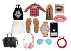 """""""First date with JC Caylen"""" by lovinglife56 on Polyvore featuring River Island, Billabong, Givenchy, Michael Kors, Ray-Ban, women's clothing, women, female, woman and misses"""