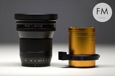 FM (Focus Module) Lens - Sleeve for anamorphic lenses