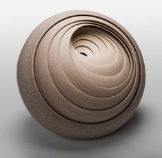 Ceramic Art by Matthew Chambers. (via Ceramic Art by Matthew Chambers Sculpture Clay, Abstract Sculpture, Ceramic Sculptures, Modern Sculpture, Sculpture Images, Ceramic Clay, Ceramic Pottery, Slab Pottery, Ceramic Bowls