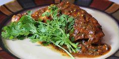 Cilantro and Coriander Chicken Recipe