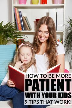 Being a patient person isn't always easy, and when you add in the temper tantrums and power struggles that come with the Terrible Twos, Trying Threes, and Freaking Fours, it can be downright impossible. But with this collection of fabulous (and simple! Parenting Toddlers, Kids And Parenting, Parenting Hacks, Parenting Styles, Parenting Goals, Parenting Classes, Foster Parenting, Parenting Quotes, Best Mother