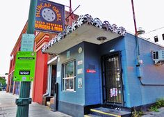 Downtown Houston - Hubcap Grill Burger Joint
