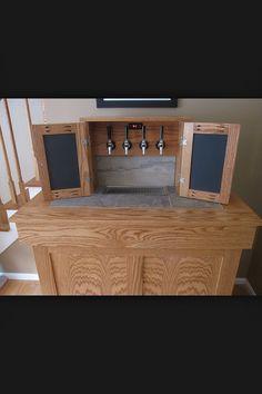 Keezer home wine maker http://how-to-make-wine-home.blogspot.com