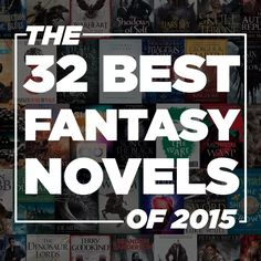 The 32 Best Fantasy Books Of 2015