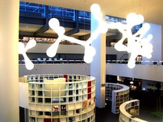Coolest Libraries in Amsterdam- Openbare Bibliotheek Amsterdam