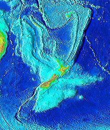 Zealandia (continent) - Wikipedia, the free encyclopedia