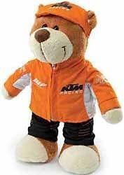 BRAND NEW ORANGE KTM TEDDY BEAR KTM TEAM TEDDY BEAR 3PW117060