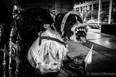 Toronto Zombie Walk 2013. Beware of the Dog by Antoine BRUNEAU on 500px