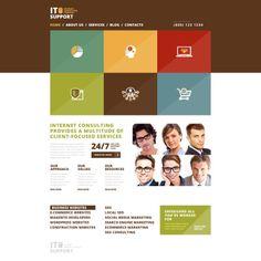 Trustworthy IT Company WPML ready WordPress Theme