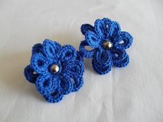 New Crochet Earrings | Maparim