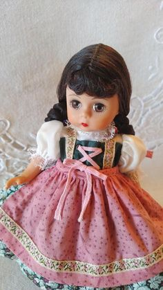 By Brand, Company, Character Objective Madame Alexander Beast Doll Storyland Doll Series Dolls & Bears