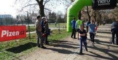 Běh proti autismu nalákal do Borského parku více než tři stovky běžců