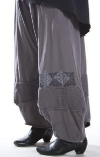 East West Square Pant Printed - Warmth & Dreams