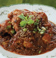 Ayam Masak Merah... I shall attempt to cook this recipe for ramadhan