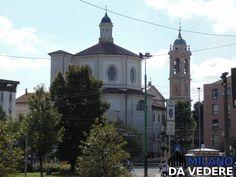 Veduta.... San Bernardino alle Ossa  #milanodavedere Milano da Vedere