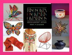 Osoyparis la unica tienda de arte mexicano en el El SALVADOR.
