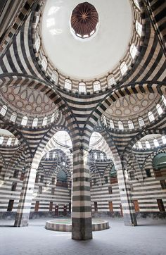 Khan As'ad Pasha. Khan or Caravanserai, Damascus, Syria
