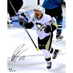 "Patric Hornqvist Pittsburgh Penguins Fanatics Authentic 2016 Stanley Cup Champions Autographed 16"" x 20"" Stanley Cup Goal Celebration Photograph - $79.99"