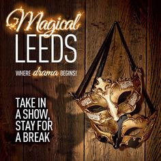 There are over 90 shows to see this Winter in Leeds!  #MagicalLeeds http://www.visitleeds.co.uk/things-to-do/Magical-Leeds.aspx
