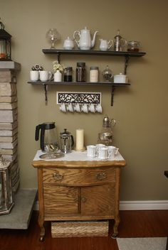 Divinely Gifted: Coffee Bar