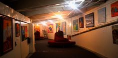 Museum of Bad Art (MOBA) | Travel | Vacation Ideas | Road Trip | Places to Visit | Somerville | MA | Photo Op | Folk Art | Museum | Roadside Attractions | Art Gallery | Offbeat Attraction