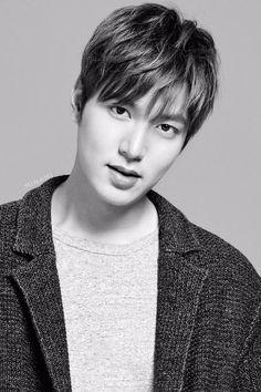 Lee Min Ho for TNGT, F/W 2015.